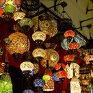 Lamps at the Bazaar